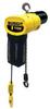 Electric Chain Hoist -- Budgit BEHC Manguard / Manguard VFD Series - Image