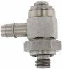 10-32 Thread Swivel Barb Fitting -- MSF Series -Image