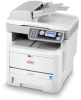 Oki 62433101 MB460 MFP Series Mono Laser Printer - 30ppm, 24 -- 62433101