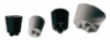 ZM299ASST - Cole-Parmer Twistit<tm> black rubber stopper assortment pack -- GO-62992-16