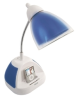 Checkolite iHL20 iHome Colortunes Speaker Lamp - Doubleshade -- ihl20-Blue - Image