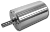 Brushless DC High Performance Motor, Silencer Series BS12 - Image