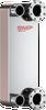 Compact Brazed Heat Exchanger -- B57 Mo-Steel - Image