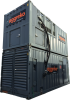 Natural Gas Power Generator Rental, 1300 kW - Image