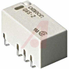 Relay;E-Mech;Communication;DPDT;Cur-Rtg0.5/2AAC/ADC;Ctrl-V 12DC;PCB Mnt;8 Pin -- 70175411