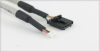 4-Pin Micro Shielded Cable -- CA-FC5-SH-MIC4 - Image