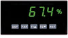 PAXT0110 - Panel Meter with Thermocouple and RTD Inputs; DC Power; Green LCD -- GO-65590-06
