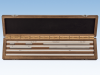 Rectangular Steel Gage Block Set - MarGage -- 411/415