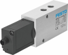 Proportional directional control valve -- MPYE-5-1/4-010-B