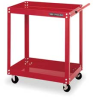 Utility Cart,27 Wx18 Dx28 In H,2 Shelves -- 2CZY4