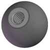 Ball Knob,1 1/2 In,1/2-13,1 5/8 In -- 3GDH5 - Image