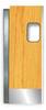 Door,Swinging,W6Ft,Wood Lam,Kick Plate -- 1XJE9