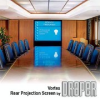Optical/Diffusion Rear Projection Screen -- Vortex