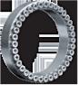 RINGFEDER Locking Assemblies for Bending Loads -- RfN 7012