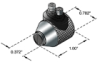 Dual Element Transducer -- DHC703-RM -Image