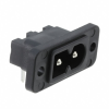 Power Entry Connectors - Inlets, Outlets, Modules -- 486-3276-ND - Image