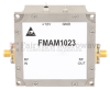 1.5 dB NF Low Noise Amplifier Operating From 1.2 GHz to 1.4 GHz with 25 dB Gain, 10 dBm P1dB and SMA -- FMAM1023 -Image