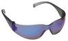 Saf Glss,Scratch Resistant,Blue Mirror -- 4MRR4