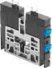 Air solenoid valve -- CPV10-M1H-3OLS-3GLS-M7-B-EX -Image