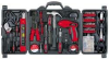 APOLLO PRECISION TOOLS 161 Piece Household Tool Kit with -- Model# DT0738