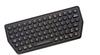 Compact Backlit Industrial Keyboard USB -- SLK-77-M-USB