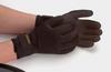 Chemical Resistant Glove,118 mil,PR -- 3RZN7 - Image