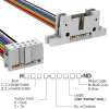 Rectangular Cable Assemblies -- H3CWH-1006M-ND -Image