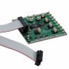 Evaluation Boards - Digital to Analog Converters (DACs) -- DC809A-ND