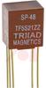 Transformer, PC Audio;Pri:7500 Ohms (CT);Sec:12 Ohms (CT);MIL-T-27E;50mW;150VDC -- 70218226 - Image