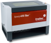 Flatbed Laser Engraver and Cutter -- Speedy 400 fiber