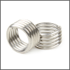 Tangless Screw Locking Inserts -- 2TLC-4C-0500W