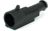 TE Connectivity AMP Superseal 1.5mm 1 Position Cap Housing, 282103-1 -- 38283 -Image