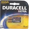 Battery; Alkaline; Ultra Digital; Size:AAAA; 2 Batteries Per Pack -- 70149252 - Image