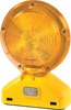 Economy Barricade Lights - 3-Volt, Type A/C (two-sided visibility) -- BC3.AC.D3 - Image