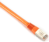 CAT6 400-MHz, Shielded, Solid Backbone Cable (FTP), PVC, Orange, 10-ft. (3.0-m) -- EVNSL0610MS-0010