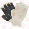 MCR SAFETY 9679LM ( GLOVES, LARGE, KNIT, RED HARE ,NITRILE PALM-COATED, PRICED :PER 12 PACK ) -Image