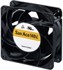 DC Brushless Fans (BLDC) -- 1688-2440-ND -- View Larger Image