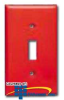 Leviton Red Stamped