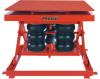 Heavy-Duty Pneumatic Turntable Lift -- AXSR20 - 4848-Image