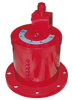DH Series Quarter-Turn Hydraulic Vane Damper -- DH100