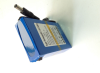 12V 4800mAh Rechargeable Li-ion Battery pack, PCM/Wire/Connector