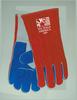 1075 Stick Welding Gloves - Side split cowhide > SIZE - L > STYLE - 12/Pr/Pk > UOM - Pair -- 1075-L