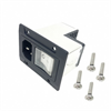 Power Entry Connectors - Inlets, Outlets, Modules -- 486-7318-ND - Image