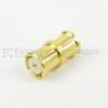 Precision SMP Female (Jack) to SMP Female (Jack) Adapter, 1.2 VSWR -- SM2608 - Image