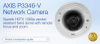 AXIS P3346-V Network Camera
