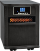 Black Cabinet Infrared Heater -- 8409583