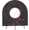 CURRENT TRANSFORMER: PRIMARY CURRENT 50.0A,TURNS RATIO 1000:1, DC RESISTANCE 49. -- 70065675