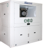 Air-Water Heat Generator For Hot Sanitary Water Production -- Eco2 Heavy