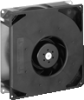 DC Centrifugal Compact Fan -- RG 160-28/18 NTDA -Image