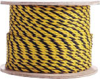 3 Strand Yellow/Yellow/BlackPolypropylene Barrier Rope -- TWPW082400